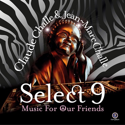 VARIOUS ARTISTS Claude & Jean Challe - Select 9